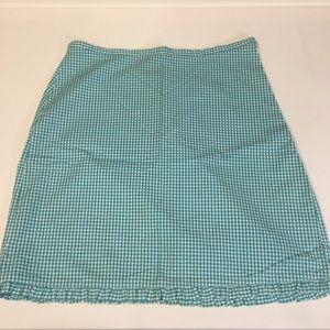 Tommy Hilfiger Gingham Skirt